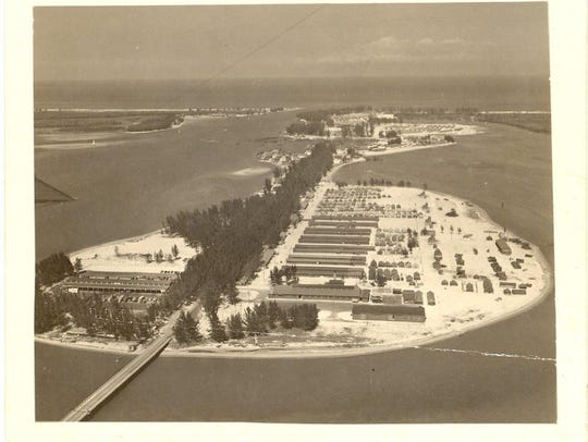 The Fort Pierce Naval Amphibious Training Base was