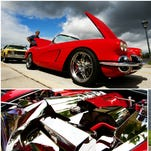 More than 40 classic, exotic and custom cars were featured Sunday at the Car Cruise-In at Miromar Outlets in Estero. The show was presented by Cool Cruisers of SWFL, Inc.