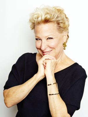 """Bette Midler is a favorite to win the Tony for her Dolly Levi in """"Hello, Dolly!"""""""