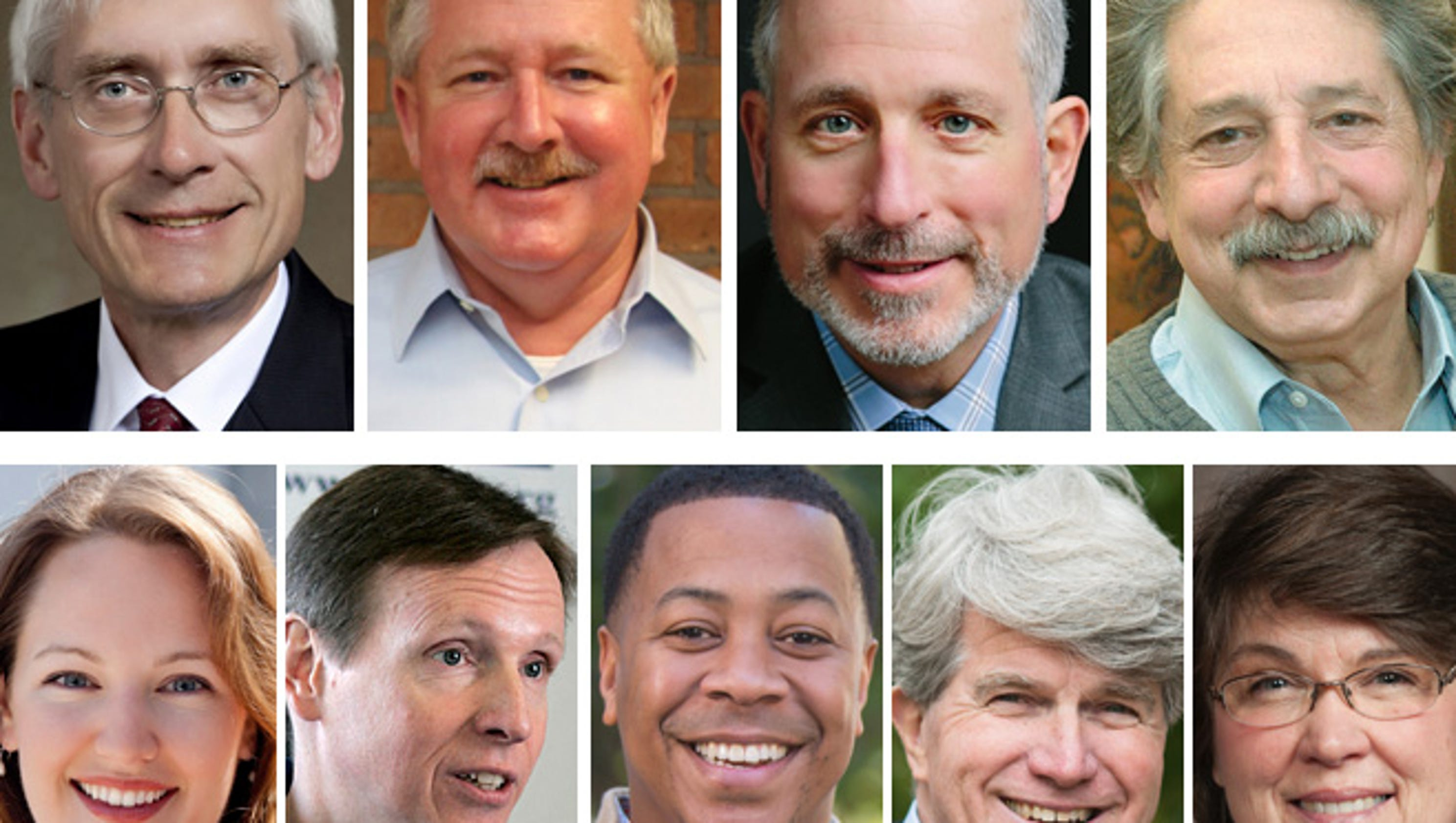Eight Wisconsin Democrats running for governor to attend ...