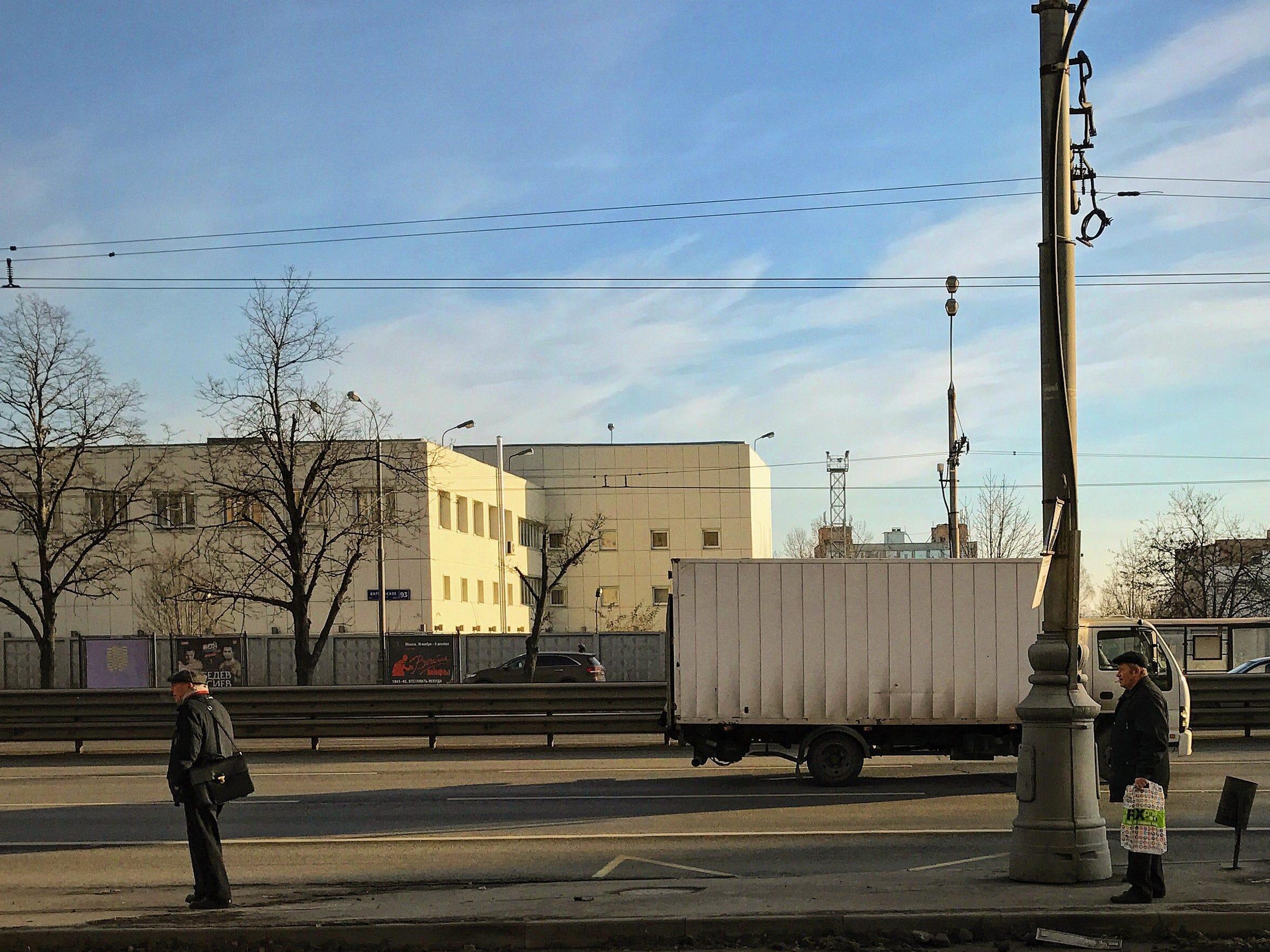 An area close to Lyudmila Alekseevna Khachatryan's