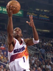 The Phoenix Suns' Penny Hardaway was among Mortgages