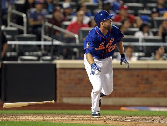 Cubs at Mets August 15 2014