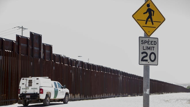 Southwest border ports, including six in Arizona, were among the busiest spots for drug trafficking, according to a new study of large-scale drug arrests.