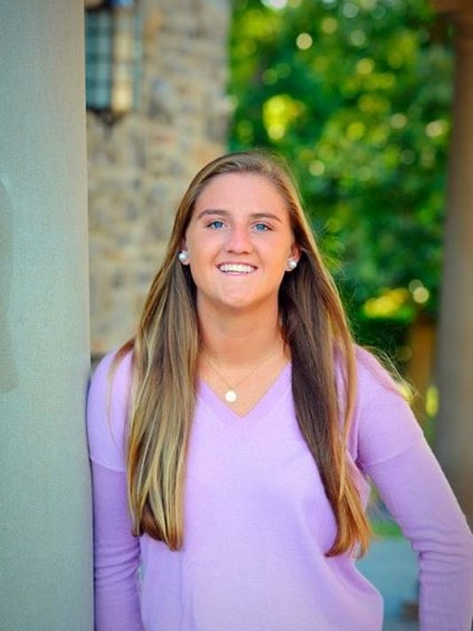 Samantha Mueller, Hackley Girls Soccer, Con Edison Athlete of the Week