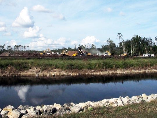 Addison Place apartments under are construction near the northwest corner of Immokalee Road and Collier Boulevard in North Naples.