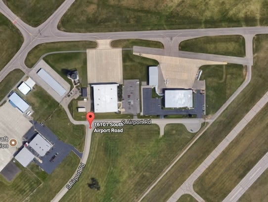 Duncan Aviation has leased a city-owned airplane hangar