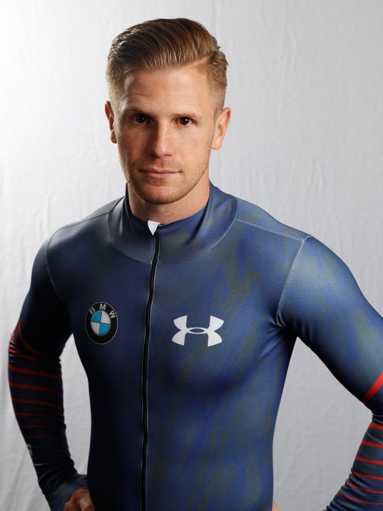 Skeleton Olympian John Daly finds renewed passion for sport