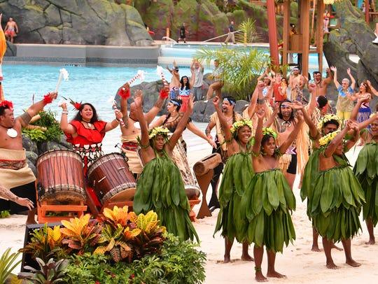 Thursday's Grand Opening of Universal's Volcano Bay