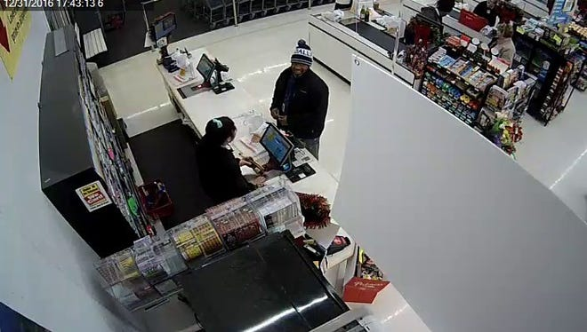 The West Des Moines Police Department are requesting the public's assistance in identifying this suspect in the theft of a donation jar from Fareway.
