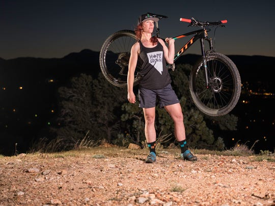 Teal Stetson-Lee is one of the first professional female athletes to take on a cannabis company sponsorship.