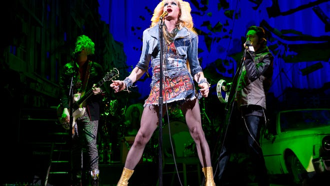 """Neil Patrick Harris stars in """"Hedwig and the Angry Inch."""""""
