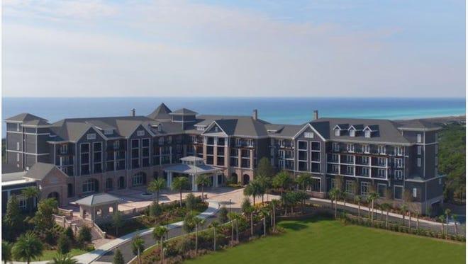 Dunavant Enterprises built The Henderson resort to achieve a 5-star luxury rating.