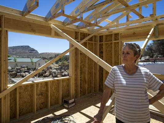 Yarnell couple rebuilt after 2013 fire
