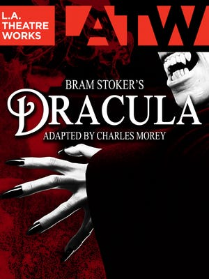 "Tuesday's performance of ""Bram Stoker's Dracula"" at the Weidner Center has been canceled due to the weather."