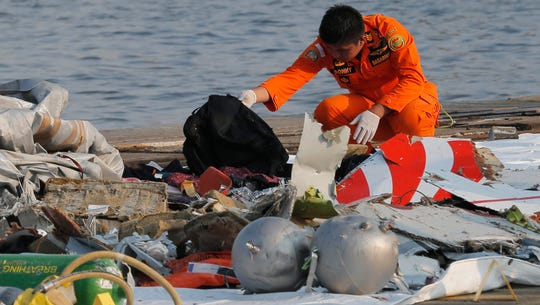 Voice recorder of doomed Boeing 737 flight in Indonesia recovered