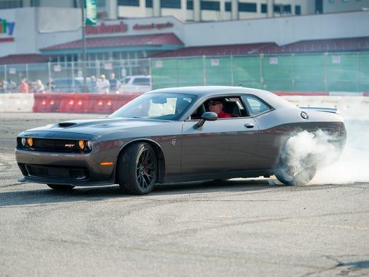 Demand Fuels Bigger Plans For Dodge S Hellcat
