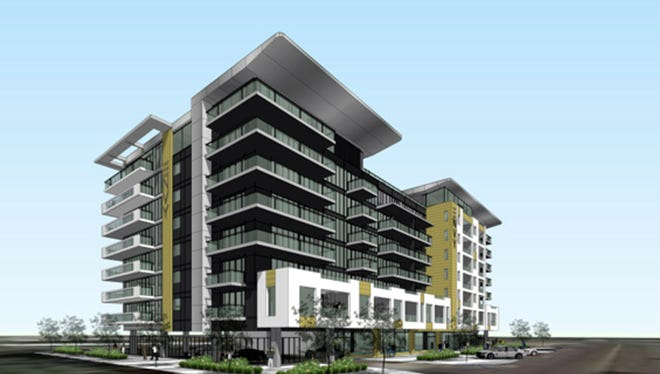 Deco Communities is planning a condo development called Envy.