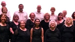 The Deming Community Choir will perform a free concert at 3 p.m. on Sunday at the Deming Public Schools Auditorium.