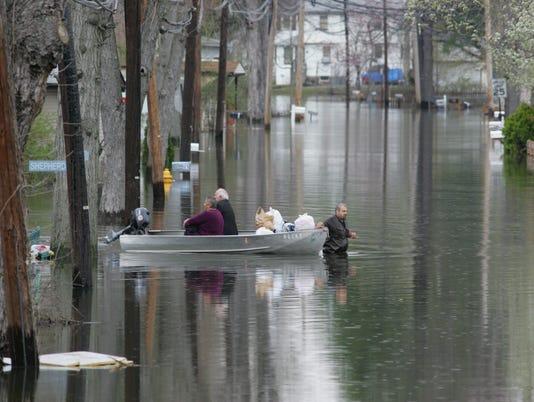 Wayne FEMA Flooding grant