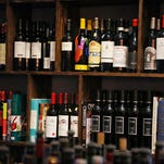 Louie's Wine Dive delivers one of the best happy hour specials in town.
