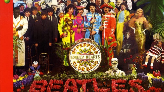 """The Beatles, """"Sgt. Pepper's Lonely Hearts Club Band"""""""