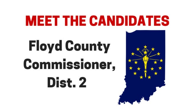 Floyd County Commissioner, District 2 candidates