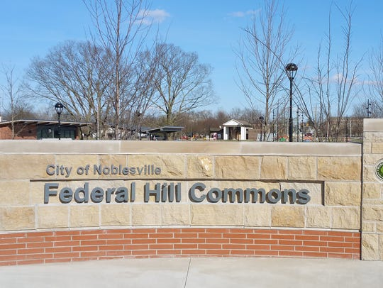 Ice skating is coming to Federal Hill Commons in 2017.