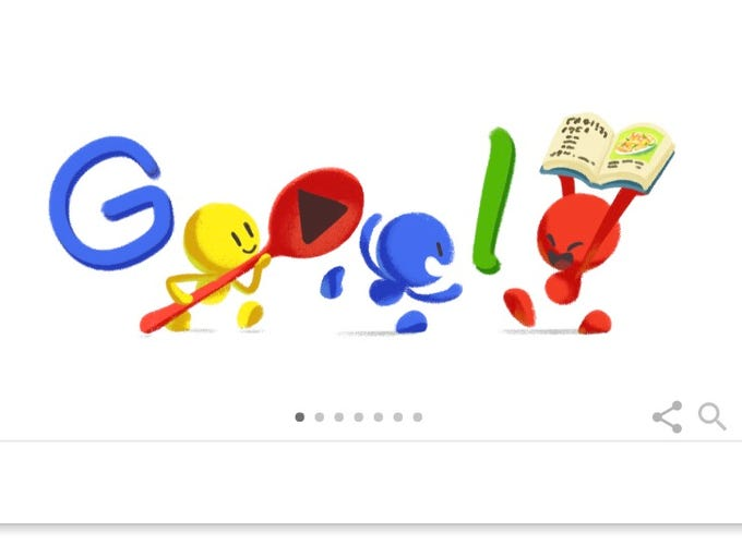 Jan Ingenhousz Google >> Google Doodles: A look back at the tech giant's tributes