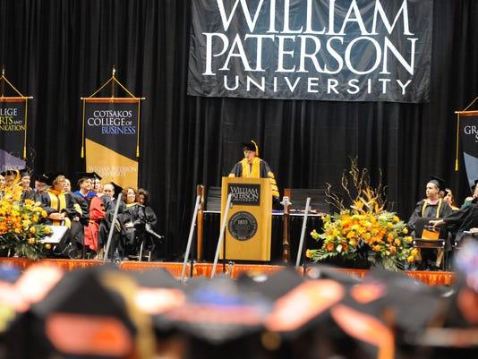 WPU President Waldron