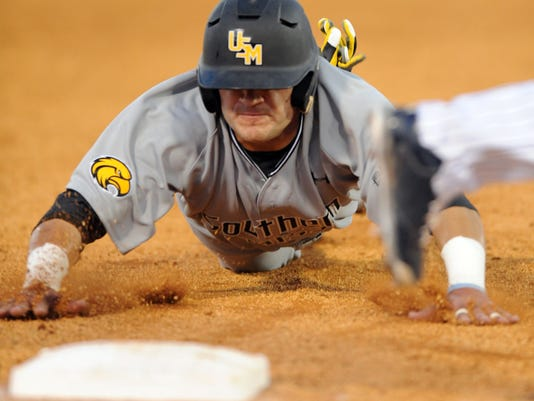 Southern Miss hosts FAU in 2015 CUSA Baseball Tournament | Gallery