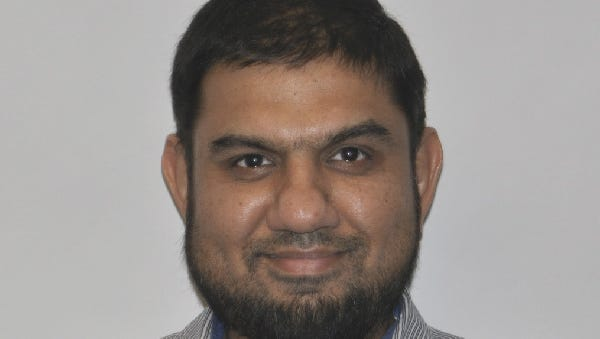 Javaid Qazi, a 15-year resident of the Upstate, works in research and development in the electronics industry.