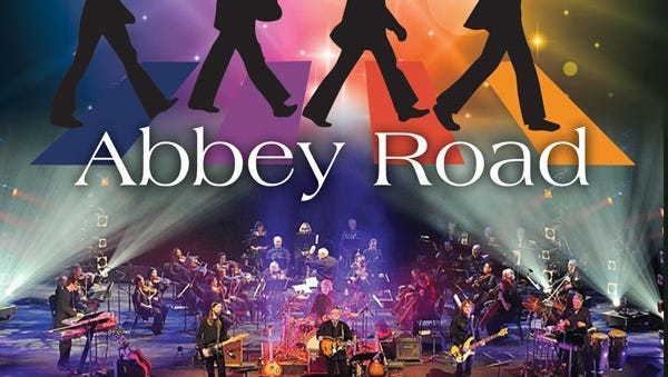 """Classic Albums Live will perform The Beatles' """"Abbey Road"""" from beginning to end Saturday at the McCallum Theatre."""