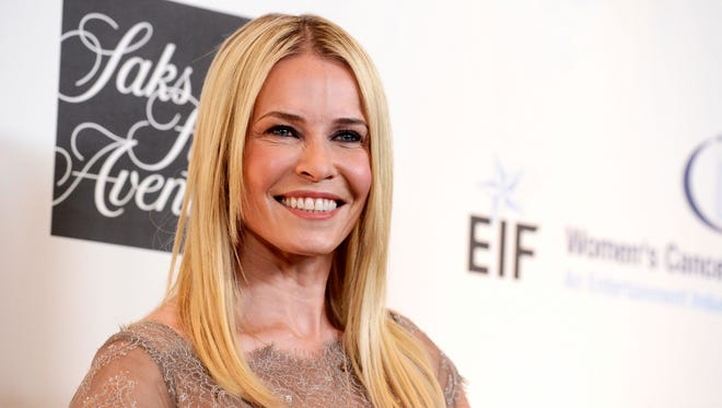 """Chelsea Handler arrives at """"An Unforgettable Evening"""" benefiting EIF's Women's Cancer Research Fund at The Beverly Wilshire in Beverly Hills, Calif."""