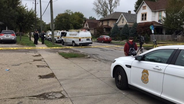 Police are investigating after a man was killed on the east side.