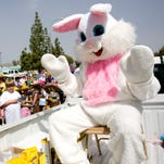 Where to get kids' photos with the Easter bunny in metro Phoenix