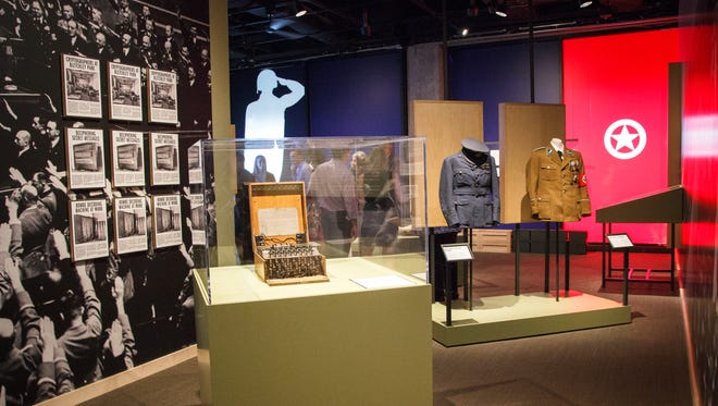 The World War II exhibit at Oregon Historical Society in Portland closes Dec. 13.
