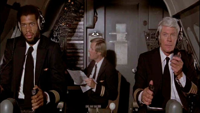 """it is impossible to talk about air travel in the '80s, or any time, without also mentioning """"Airplane!"""""""