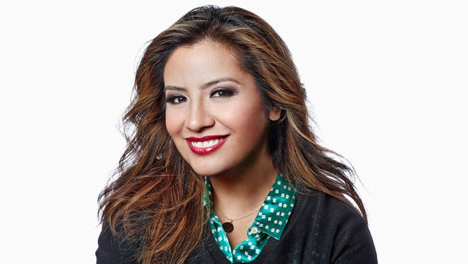 Comedienne Cristela Alonzo will be performing Wednesday at The Comic Strip, in El Paso.