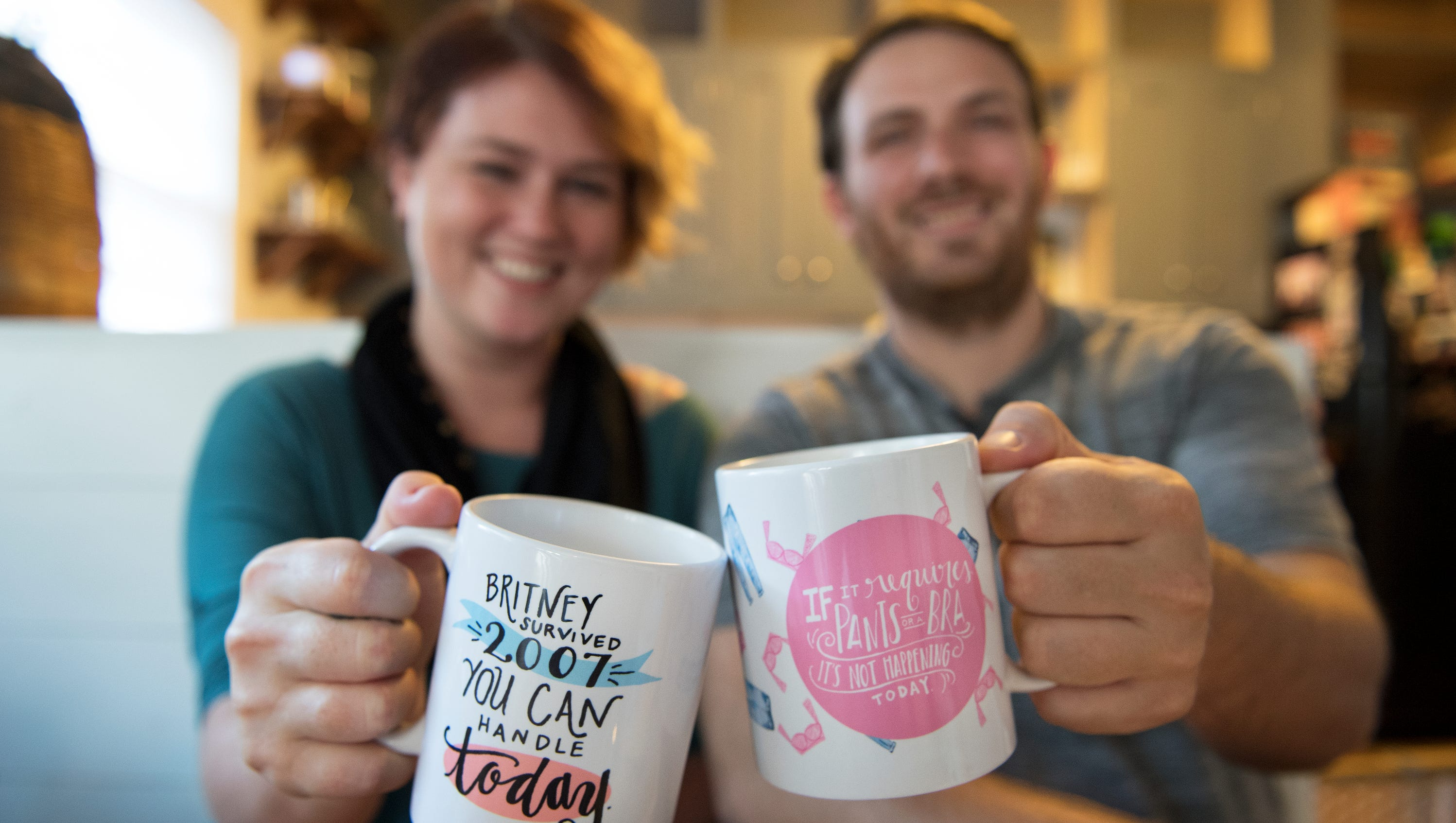 these entrepreneurs believe there s a special coffee mug for everyone