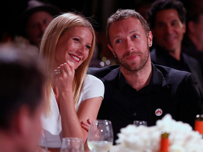 After more than a decade of marriage, Chris Martin and Gwyneth Paltrow have announced their separation. The Coldplay lead singer and the actress have two children together: daughter Apple, 9, and son Moses, 7. They were recently spotted together at a gala in Beverly Hills on Jan. 11, 2014.