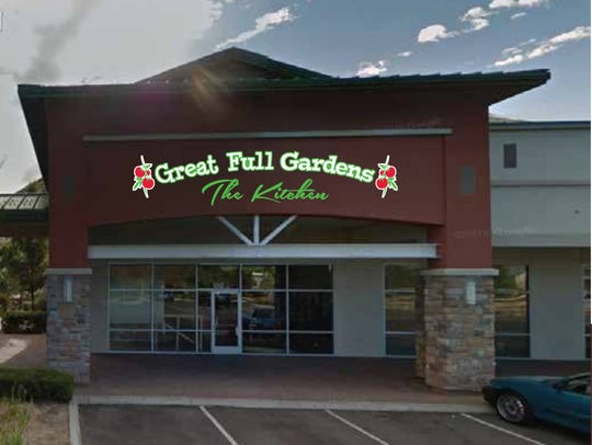 The Kitchen by Great Full Gardens, the fourth Reno restaurant in the Great Full Gardens group, opened in August 2018.