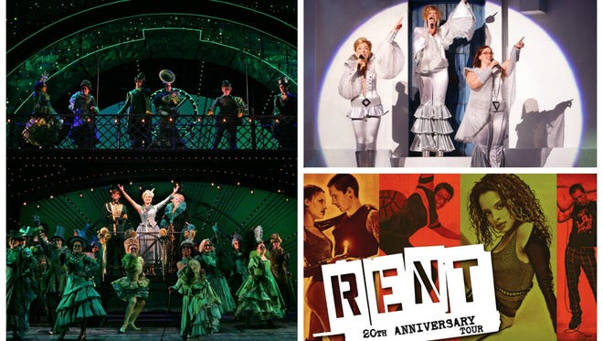 What Broadway musical are you? Is it Rent? Mamma Mia? Or Wicked? Find out with our quiz.