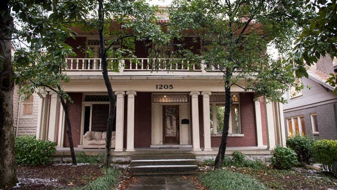Local preservationists are working with David Briggs to save House of David, the famous publishing house and recording studio on Music Row that once served many purposes for Briggs.