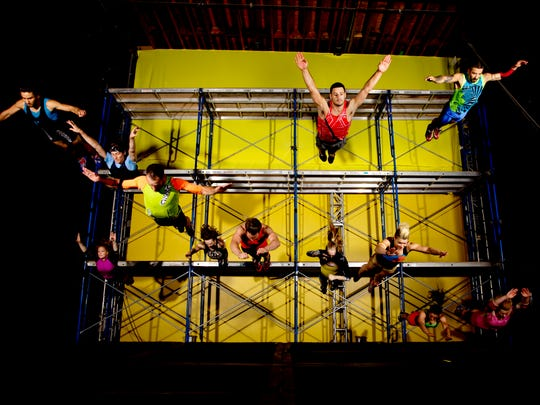 STREB EXTREME ACTION COMPANY will perform four times