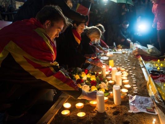 EPA BRITAIN BELGIUM BRUSSELS ATTACKS AFTERMATH WAR ACTS OF TERROR GBR