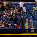 Despite increased payroll, the Rays' record dropped and their worst-in-baseball attendance fell.