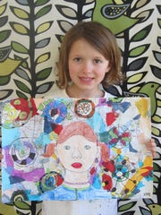 Molly Angel hosts art camps for ages 4-7 and grades