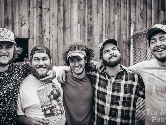 Horseshoes & Hand Grenades will play during WPR's Centennial