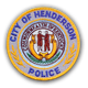 City of Henderson Police Department logo
